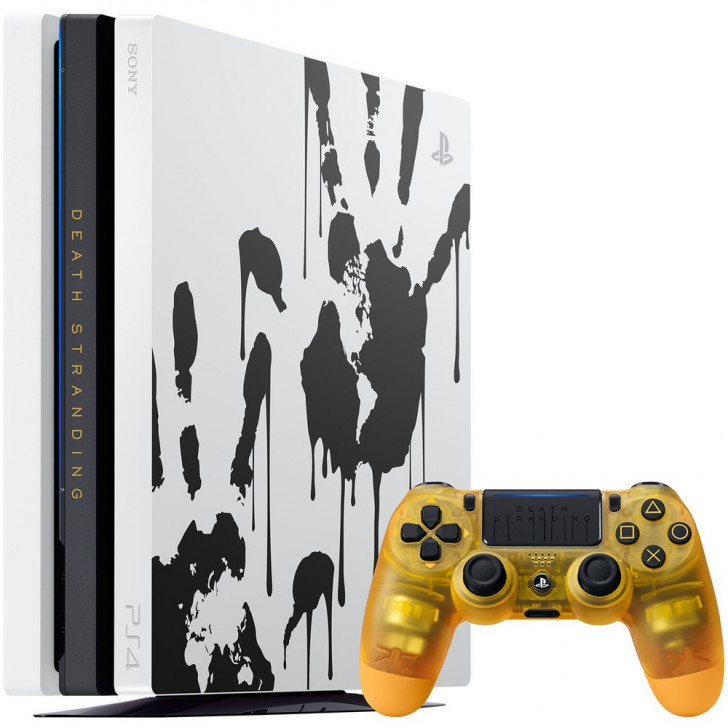 PLAYSTATION 4 PRO 1TB :DEATH STRANDING  LIMITED EDITION