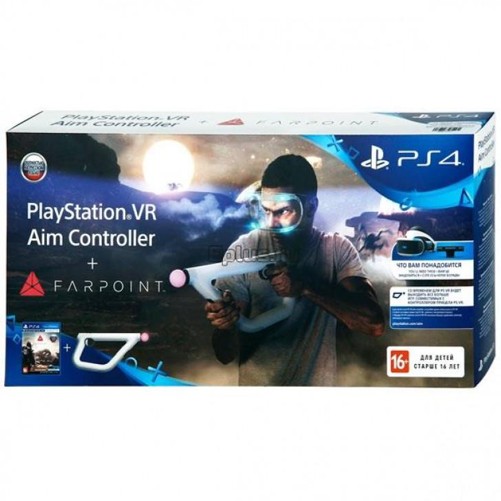 Игровой контроллер Sony PlayStation VR Aim Controller +FARPOINT