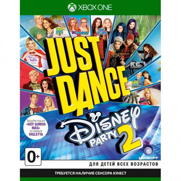 JUST DANCE. DISNEY PARTY 2