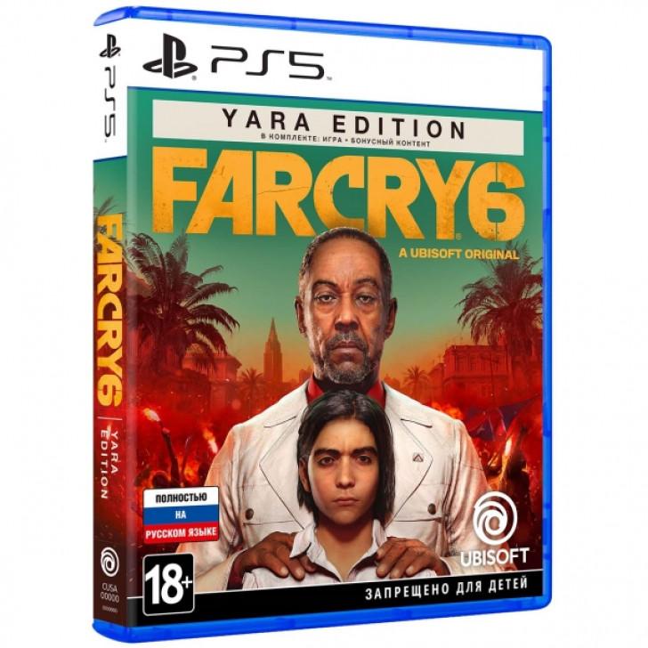 FARCRY 6 (ПРЕДЗАКАЗ)