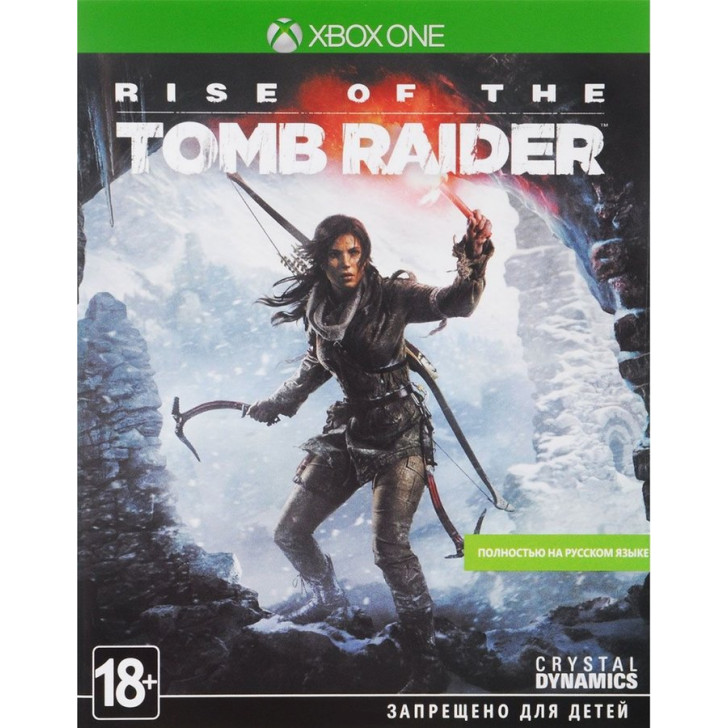 RISE OF TOMB RIDER