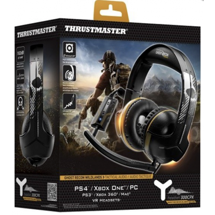 Гарнитура игровая Thrustmaster Y300CPX Ghost Recon Wildlands Edition