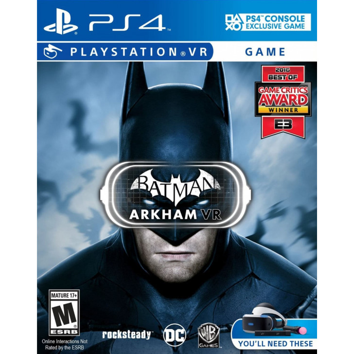 BATMAТ: ARCHAM VR