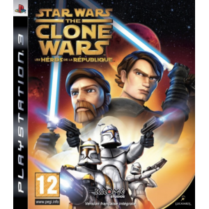 STAR WARS THE CLONE WARS: REPUBLIС HEROES