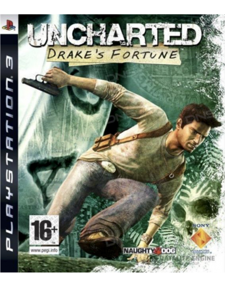"""UNCHARTED: DRAKE'S FORTUNE"""" ESSENTIALS"""