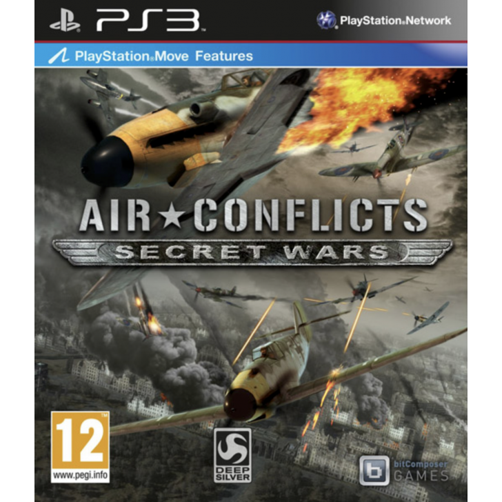 AIR CONFLICTS. SECRET WARS