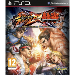 STREET FIGHTER X TAKKEN