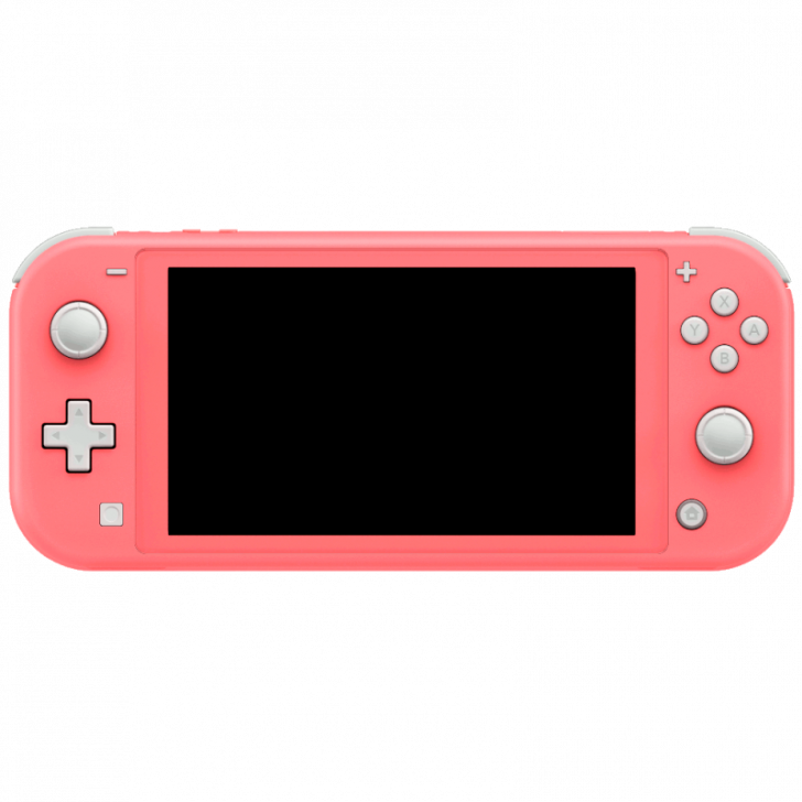 NINTENDO SWITCH LITE (КРАСНЫЙ)