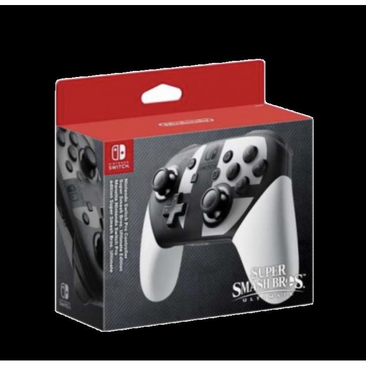 Геймпад Nintendo Switch Pro Controller Super Smash Bros Edition