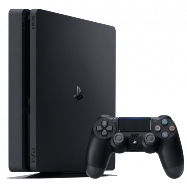 PLAYSTATION 4 SLIM 1TB BLACK