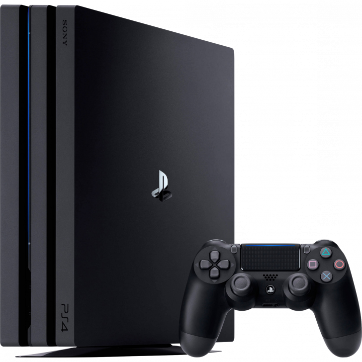 PLAYSTATION 4 PRO 1TB BLACK